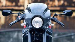 Yamaha XSR900 Abarth: il cupolino è in carbonio