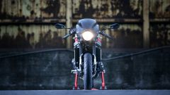 Yamaha XSR900 Abarth: il frontale