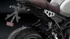 Yamaha XSR900: porta targa