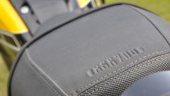 Yamaha XSR900, sella