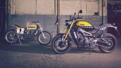 Yamaha XSR900 - Immagine: 5