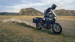 Yamaha XT1200ZE Super Ténéré Raid Edition: ad EICMA contro Africa e GS