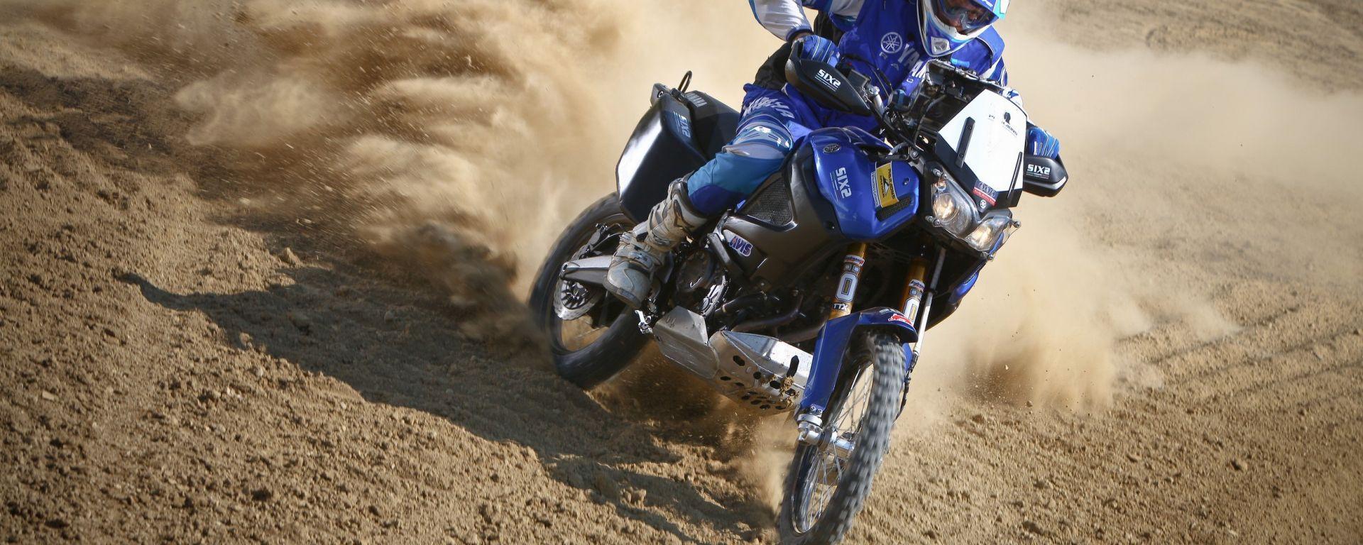 Yamaha XTZ1200R Pharaons 2011