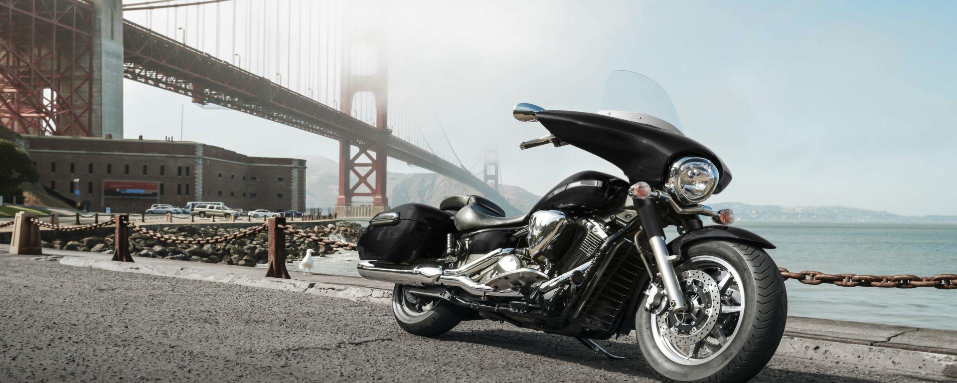 Yamaha XV1300A CFD