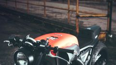 "Yamaha Yard Built VMAX ""Infrared"" - Immagine: 16"