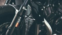 "Yamaha Yard Built VMAX ""Infrared"" - Immagine: 18"