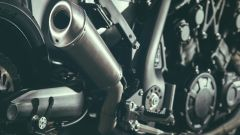 "Yamaha Yard Built VMAX ""Infrared"" - Immagine: 5"