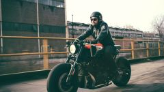 "Yamaha Yard Built VMAX ""Infrared"" - Immagine: 13"