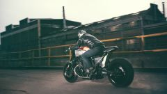 "Yamaha Yard Built VMAX ""Infrared"" - Immagine: 11"