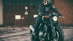 "Yamaha Yard Built VMAX ""Infrared"" - Immagine: 6"