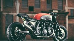 "Yamaha Yard Built VMAX ""Infrared"" - Immagine: 3"