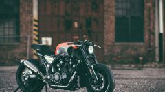 "Yamaha Yard Built VMAX ""Infrared"" - Immagine: 7"