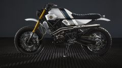 Yamaha Yard Built XSR700 by Bunker Custom Motorcycles - Immagine: 2