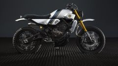 Yamaha Yard Built XSR700 by Bunker Custom Motorcycles - Immagine: 4