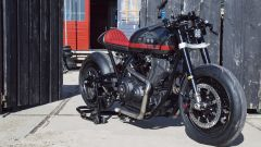 Yamaha Yard Built XV950 Son Of Time by Numbnut Motorcycles