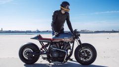 Yamaha Yard Built XV950 Son of time by Numbnut Motorcycles - Immagine: 3