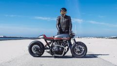 Yamaha Yard Built XV950 Son of time by Numbnut Motorcycles - Immagine: 4