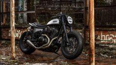 Yamaha Yard Built XV950 'Speed Iron' by Moto di Ferro - Immagine: 7