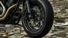 Yamaha Yard Built XV950 'Speed Iron' by Moto di Ferro - Immagine: 10