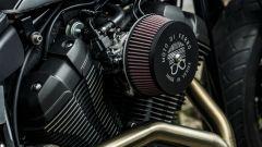 Yamaha Yard Built XV950 'Speed Iron' by Moto di Ferro - Immagine: 13