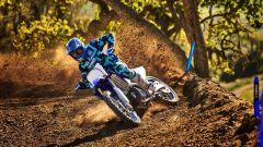Yamaha YZ250 2019: rinnovata profondamente