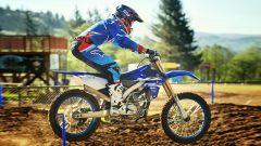 Yamaha YZ250F, dinamica