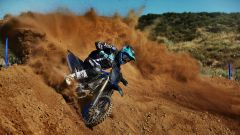 Yamaha, gamma cross 2021: nuova YZ250F e livree Monster Energy - Immagine: 1