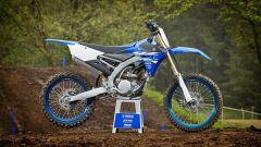 Yamaha YZ250F, statica