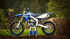 Yamaha YZ450F, statica