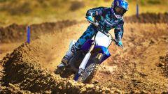 Yamaha YZ85 in azione