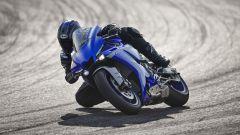Yamaha YZF-R1 2020 dinamica