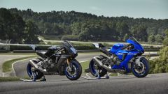 Yamaha YZF-R1 2020 e Yamaha YZF-R1M 2020