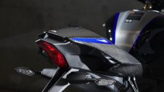 Yamaha YZF-R1 2020: il codino in carbonio