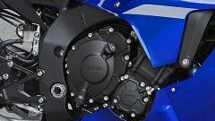 Yamaha YZF-R1 2020, il motore a quattro cilindri