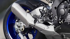 Yamaha YZF-R1 2020: il nuovo scarico Euro5