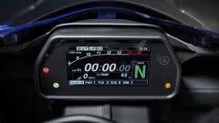 Yamaha YZF-R1 2020: la strumentazione