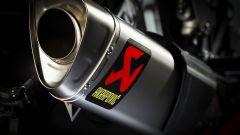 Yamaha YZF-R1 GYTR 2019 dettaglio scarico
