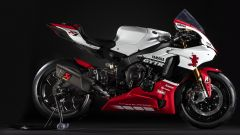 Yamaha YZF-R1 GYTR 2019 laterale