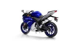 Yamaha YZF-R125 2017, Race Blue