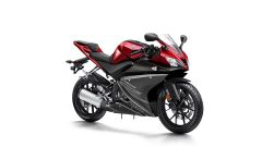 Yamaha YZF-R125 2017, Radical Red