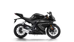 Yamaha YZF-R125 2017, Tech Black