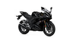 Yamaha YZF-R125 2021: la versione nera