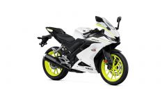 Yamaha YZF-R125 Competition White