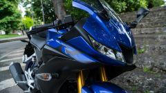 Yamaha YZF R125: la prova della piccola che studia da grande - Immagine: 16
