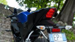 Yamaha YZF R125: la prova della piccola che studia da grande - Immagine: 50