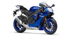 Yamaha YZF-R1M 2017, Race Blue