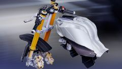 Yamaha YZF-R1M origami - Immagine: 11