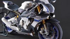 Yamaha YZF-R1M origami - Immagine: 2