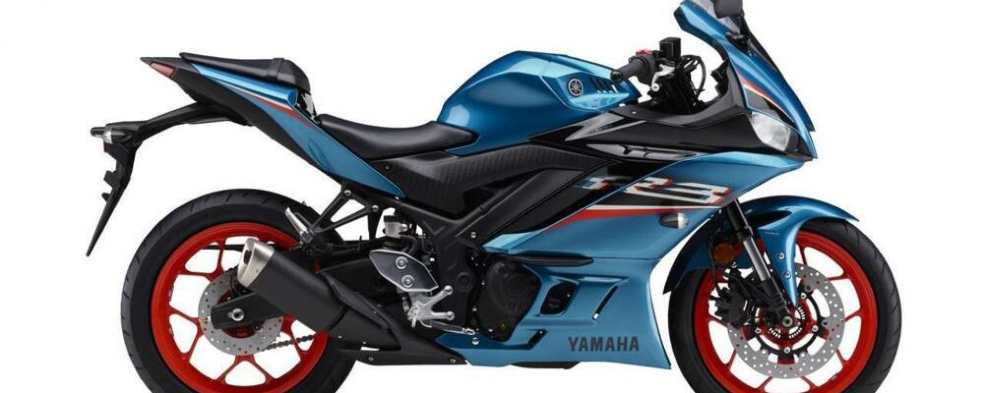 Yamaha YZF-R3 2021 destinata al Giappone