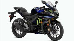 Yamaha YZF-R3 Monster Energy MotoGP Edition 2020